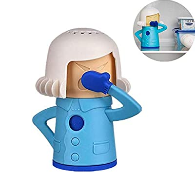 Chilly Mama Baking Soda Fridge and Freezer Odor Absorber & Freshener, Cool Mama Refrigerator Deodorizer Freezer Odor Eliminator Fridge Deodorizing Cleaner Household Kitchen Gadget Tools by Keledz