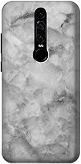 R2845 Gray Marble Texture Case Cover for Huawei Mate RS Porsche Design