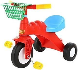 Polesie Polesie46192 Tricycle W. Basket-Tricycles & Ride-Ons, Multi Colour