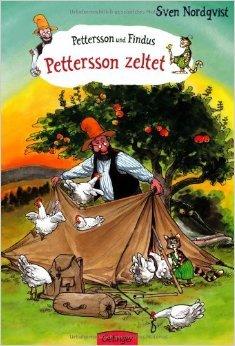 Pettersson zeltet von Sven Nordqvist (Autor, Illustrator) ( Februar 1993 )