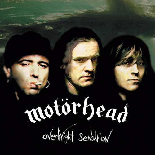 Motörhead - Overnight Sensation [Disco de Vinil]