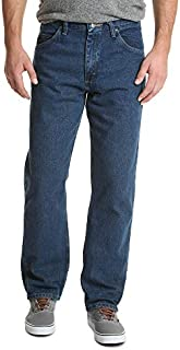 Wrangler Authentics Men's Classic 5-Pocket Relaxed Fit...