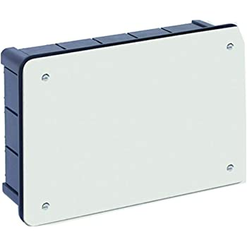 Solera 314 - Caja empalme y derivación.Con tapa con tornillos. De 200x130x60. 20 entradas para tubo Ø 32.: Amazon.es: Bricolaje y herramientas