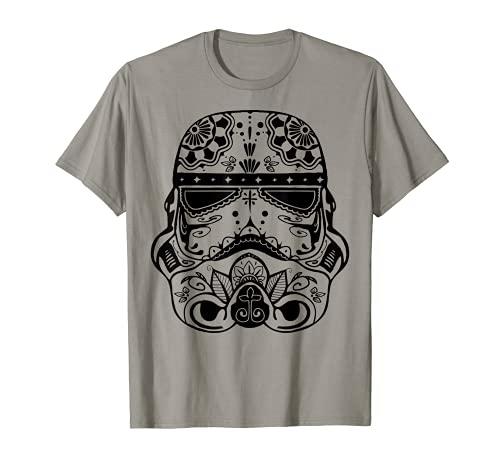 Star Wars Ornate Stormtrooper Graphic T-Shirt