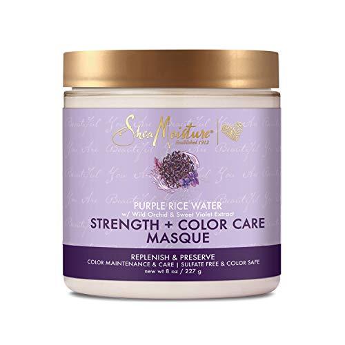 Shea Moisture Shea Moisture Purple Rice Water Mascarilla 227 g