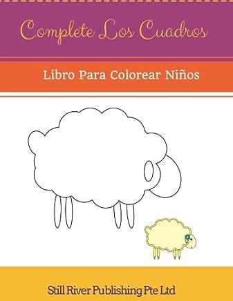 Complete Los Cuadros Libro Para Colorear Niños