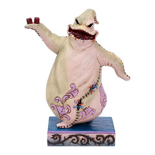Enesco Disney Traditions By Jim Shore The Nightmare Before Christmas Oogie Boogie Figurine