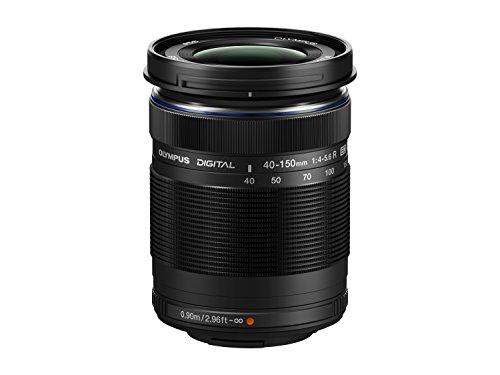Olympus ED 40-150mm f:4.0-5.6 R M.Zuiko Digital Objektiv schwarz