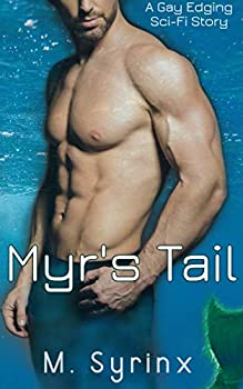 Myr s Tail  A Gay Edging Sci-Fi Story
