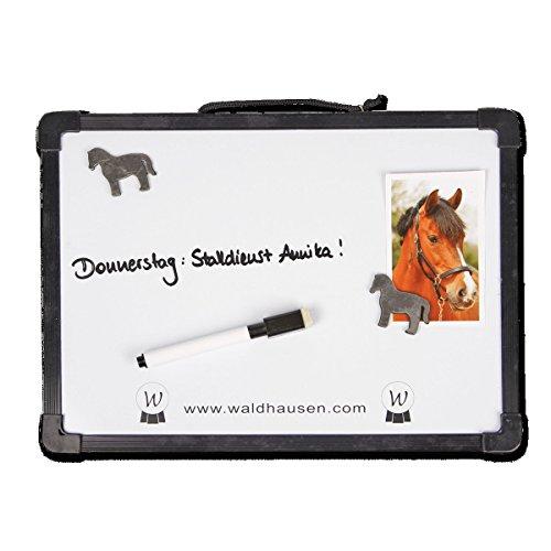 WALDHAUSEN Stalltafel mit Stift, 29 x 22, 5 cm, keine Farbe, onesize, Einheitsgröße, onesize