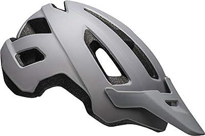 Bell Nomad MIPS Adult Mountain Bike Helmet - Matte Gray/Orange (2021), Universal Adult (53-60 cm)
