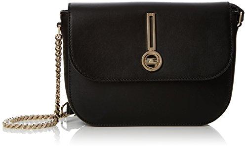 Escada Sport - Ab707, Shoppers y bolsos de hombro Mujer, Negro (Black),...