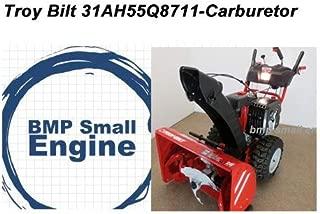 BMotorParts OEM Carburetor Carb for Troy-Bilt Vortex 2890 Snow Thrower Model# 31AH55Q8711