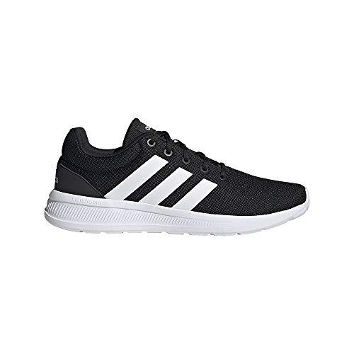 adidas Lite Racer CLN 2.0, Zapatillas para Correr Hombre, Core Black FTWR White Grey Five, 44 2/3 EU