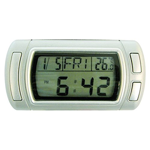 Carpoint 1023415 Uhr/Kalender/Thermometer