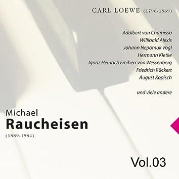 Michael Raucheisen Vol. 3