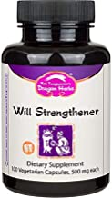 Dragon Herbs Will Strengthener -- 500 mg - 100 capsules