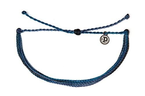 Pura Vida Jewelry Bracelets - Deep Blue Sea Bracelet - Waterproof and Authentically Handcrafted