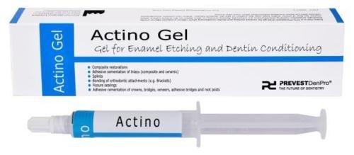 Prevest Denpro Dental  Actino Gel Intro Pack