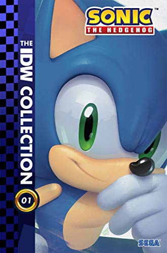 Sonic The Hedgehog: The IDW Collection, Vol. 1 (Sonic The Hedgehog IDW Collection)