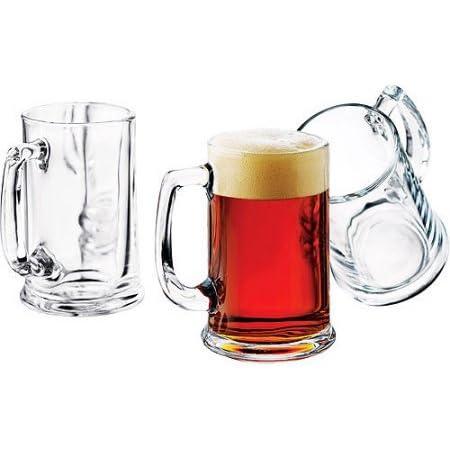 Amazon Com Libbey Beer Mug Std Clear Beer Mugs Steins