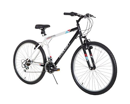 'Dynacraft Speed Alpine Eagle Mens Road/Mountain 21 Speed Bike 26'', Black/White '