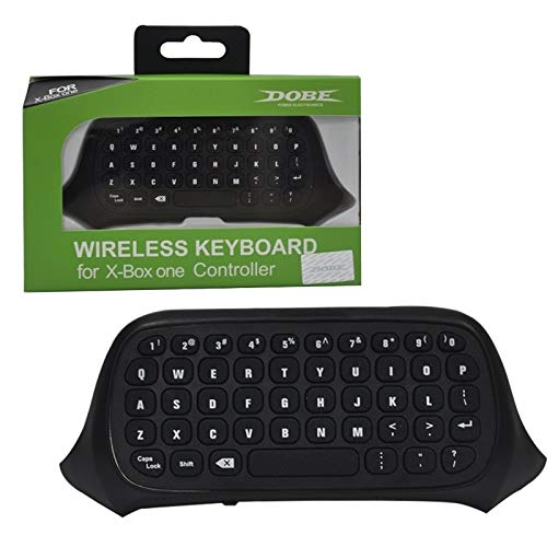 Qping- Dobe TYX-586 for Xbox One Bluetooth Gamepad Tchat Clavier.