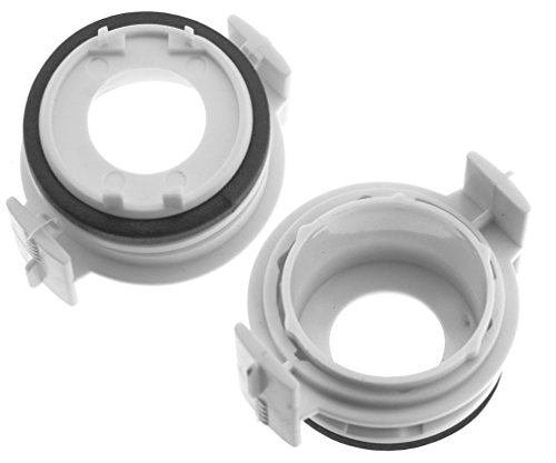 2 pcs HID H7 ampoules Base de fixation pour support adaptateur Xenon pour BMW E46 M3 Série
