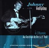 À L'Olympia / Au Festival de Rock N'Roll von Johnny Hallyday