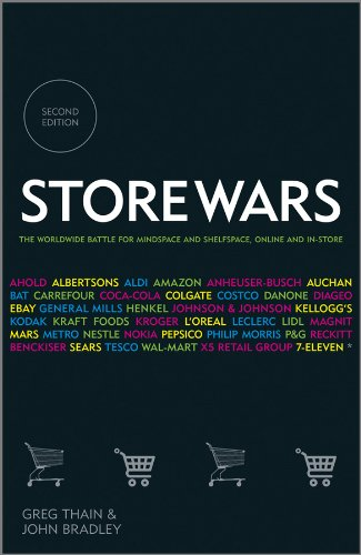 Store Wars: The Worldwide Battle for Mindspace and Shelfspace, Online and In-store (English Edition)