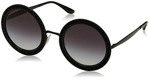 Dolce & Gabbana 0Dg2170B Gafas de sol, Black, 51 para Mujer