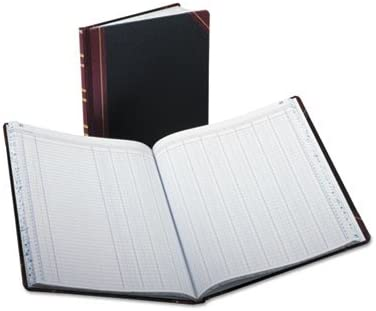 Columnar Accounting Book 12 Column Black 10 Pages Cover Colorado Springs Oakland Mall Mall 150