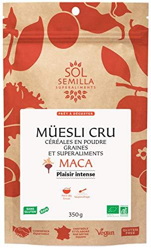 Sol Semilla Ti-Déj Maca Céréales 370 g