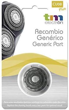 TM Electron CU08X3 - Cabezales De Afeitado Genérico: Amazon.es: Belleza