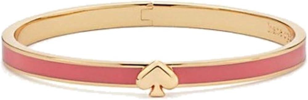 Kate Spade New York Everyday Spade Bangle Bracelet (Coral)