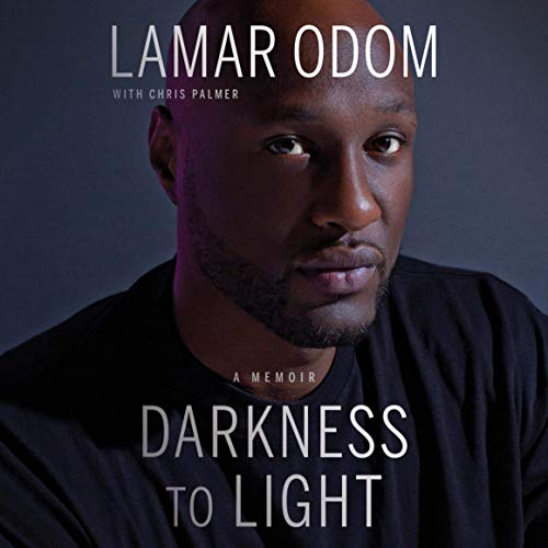Darkness to Light audiobook cover art