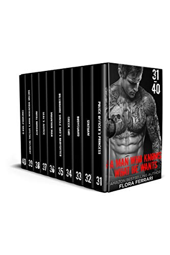 A Man Who Knows What He Wants: Books 31-40 (AMWKWHW Bundle Book 4)