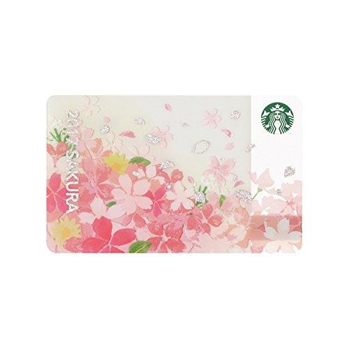 Starbucks(スターバックス) 2017年 さくらハーモニー カード