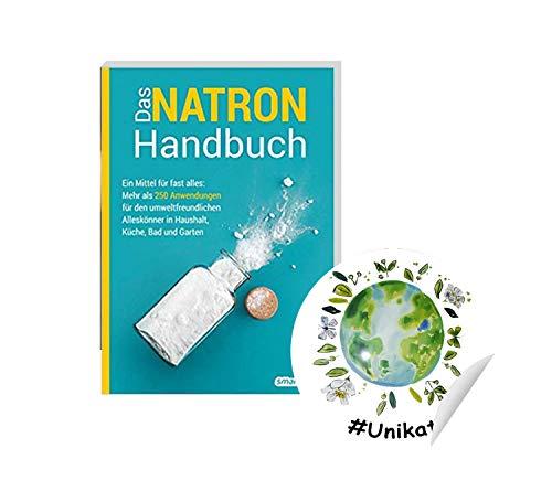 YellowMedia Das Natron-Handbuch: Mehr als 250 Anwendungen für den umweltfreundlichen Alleskönner + #Unikat Sticker