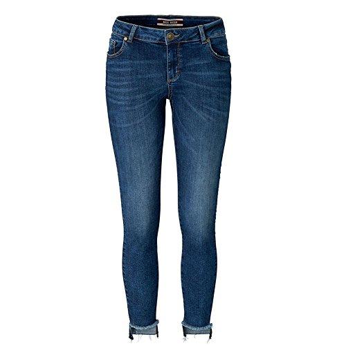 Mos Mosh Jeans - Sumner Step Blue 28 Blue Denim