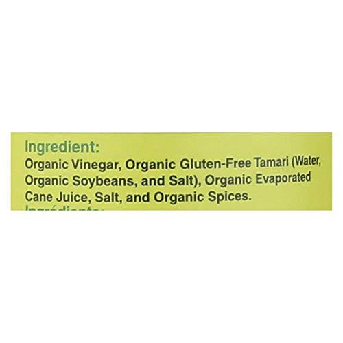 Wan Ja Shan, Sauce Worcestershire Gluten Free Vegan Organic, 10 Fl Oz