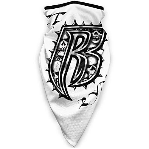 YUIT Ruff Ryders scaldacollo scaldacollo sportivo antivento Bandana