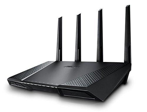 ASUS RT-AC87R Wireless-AC2400 Dual Band Gigabit Router (Renewed)