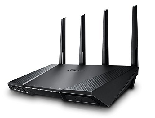 ASUS RT-AC87R Wireless-AC2400 Dual Band Gigabit Router (Renewed)