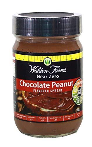 Walden Farms Kalorienfreie Aufstrich 340g Schokolade Peanut