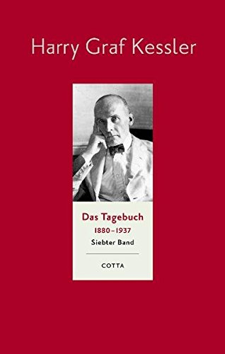 Das Tagebuch 1880-1937. Siebter Band: 1919 - 1923