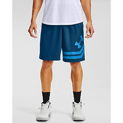 Under Armour - Basketball-Shorts für Herren