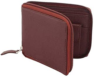 Fill Cryppies Brown Men's Causal Artificial Leather Wallet (FC-MW-025)