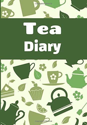 Tea Diary: Tea tasting evaluation notebook | Track and Rate Tea Varieties Journal | 20 pre-filled sheets to complete to keep your experiences | Ideal ... - Matcha - Rooibos - Pu-erh - Earl Grey