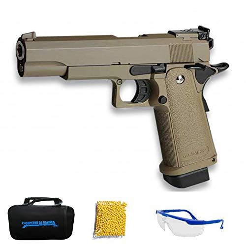 Golden Eagle GE 3304 6mm blowback- Pistola Airsoft